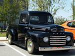 old black truck
