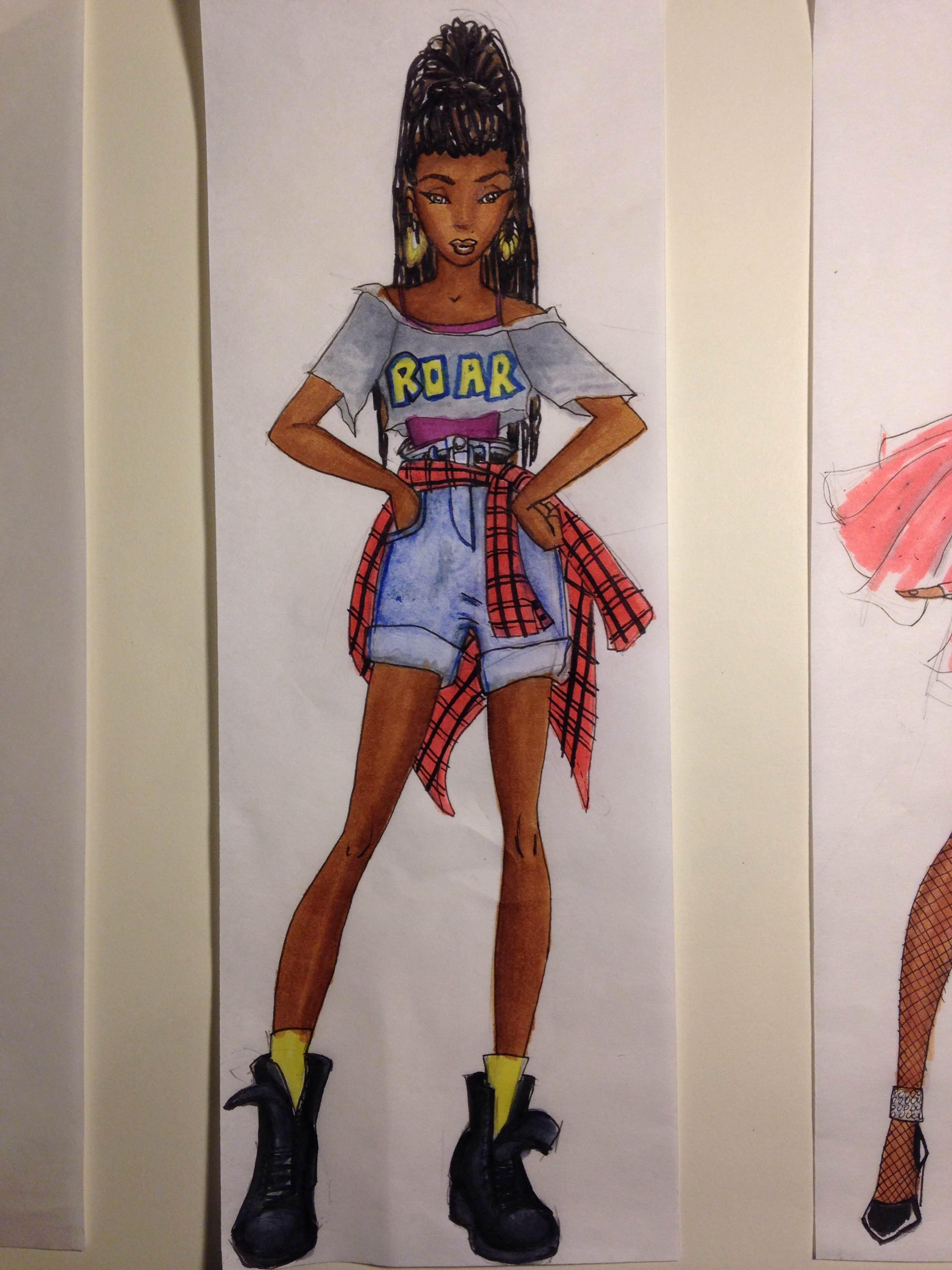 Kids 90s Hip Hop Dance Costume By Rashon02 On Deviantart