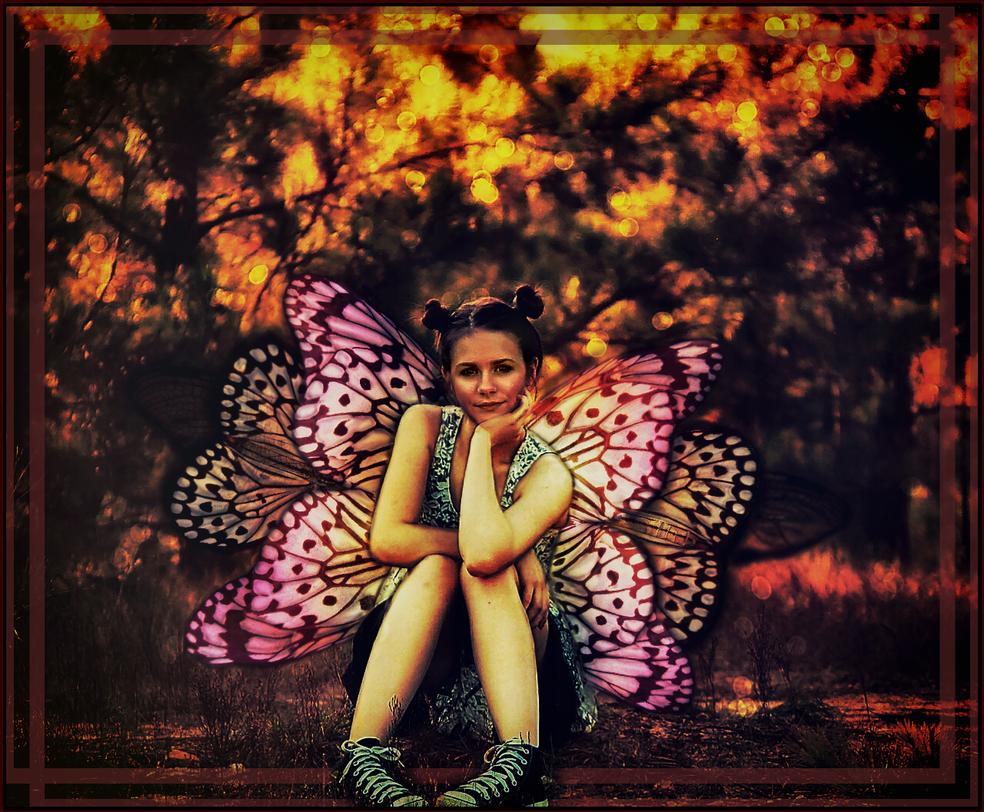 The Chucks Fairy by Dracogem