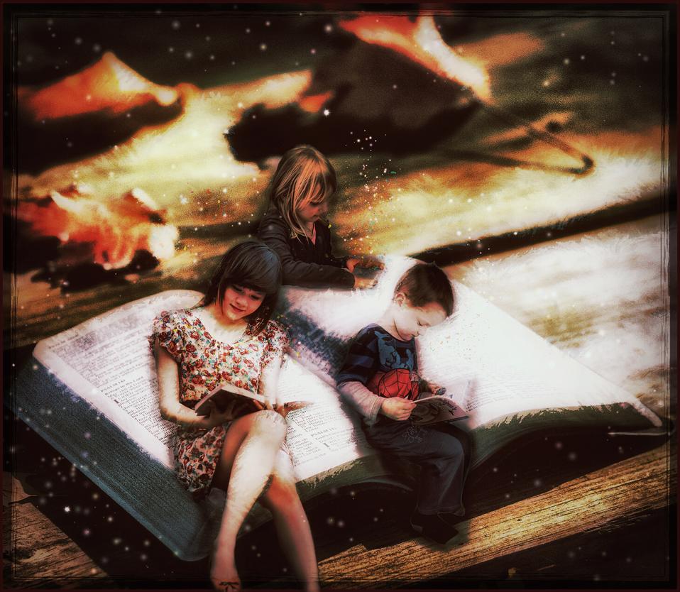 Rites Of Reading Due by Dracogem
