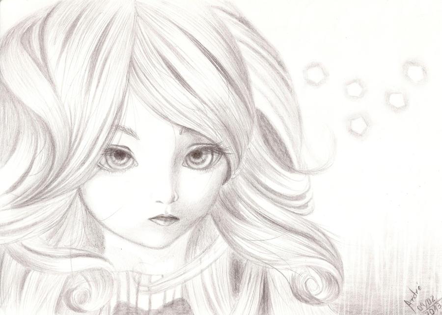 Rascunhos Creature! - Página 3 Boneca_by_mangadark-d5tv8c4