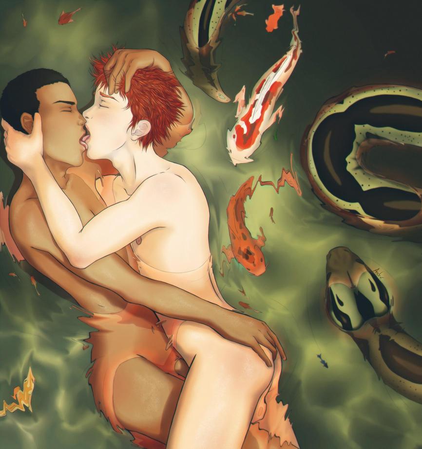 Wild Love by Mangadark