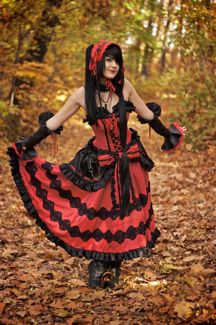 Date a live kurumi cosplay