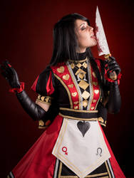 Alice Madness Returns Royal Suit Cosplay by PruskaJackson