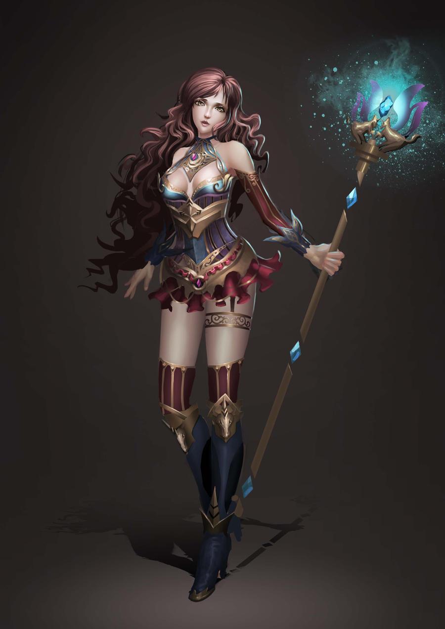 fantasy girl by motherdarker