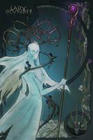 Lady oylnder by artofrussell