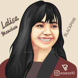 Lisa BLACKPINK ( Vector Art )