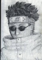 Semi Realistic Shino by Kamden by bug-masta