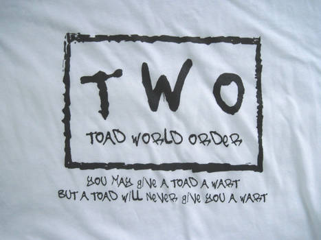 Toad World Order