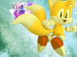 Classic Tails Wallpaper