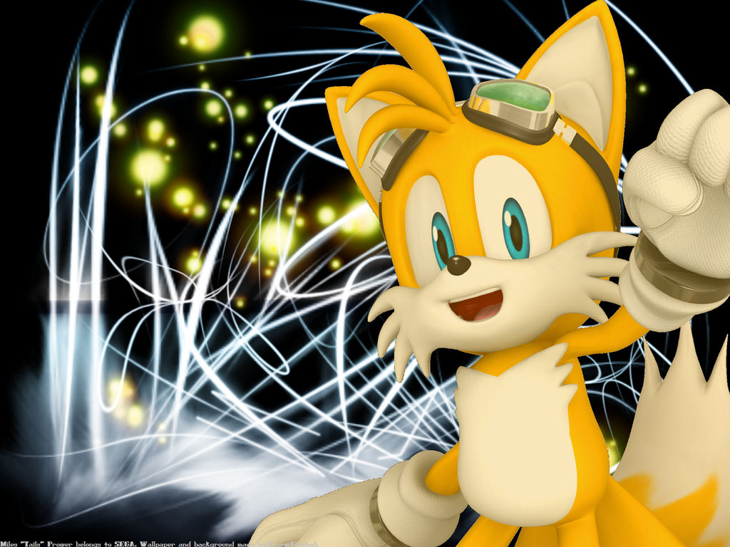 Miles Tails Prower Wallpaper 5