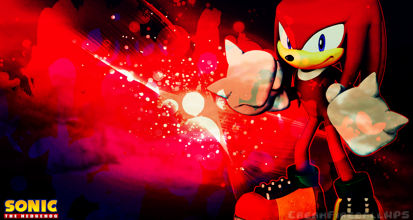 Knuckles The Echidna Wallpaper