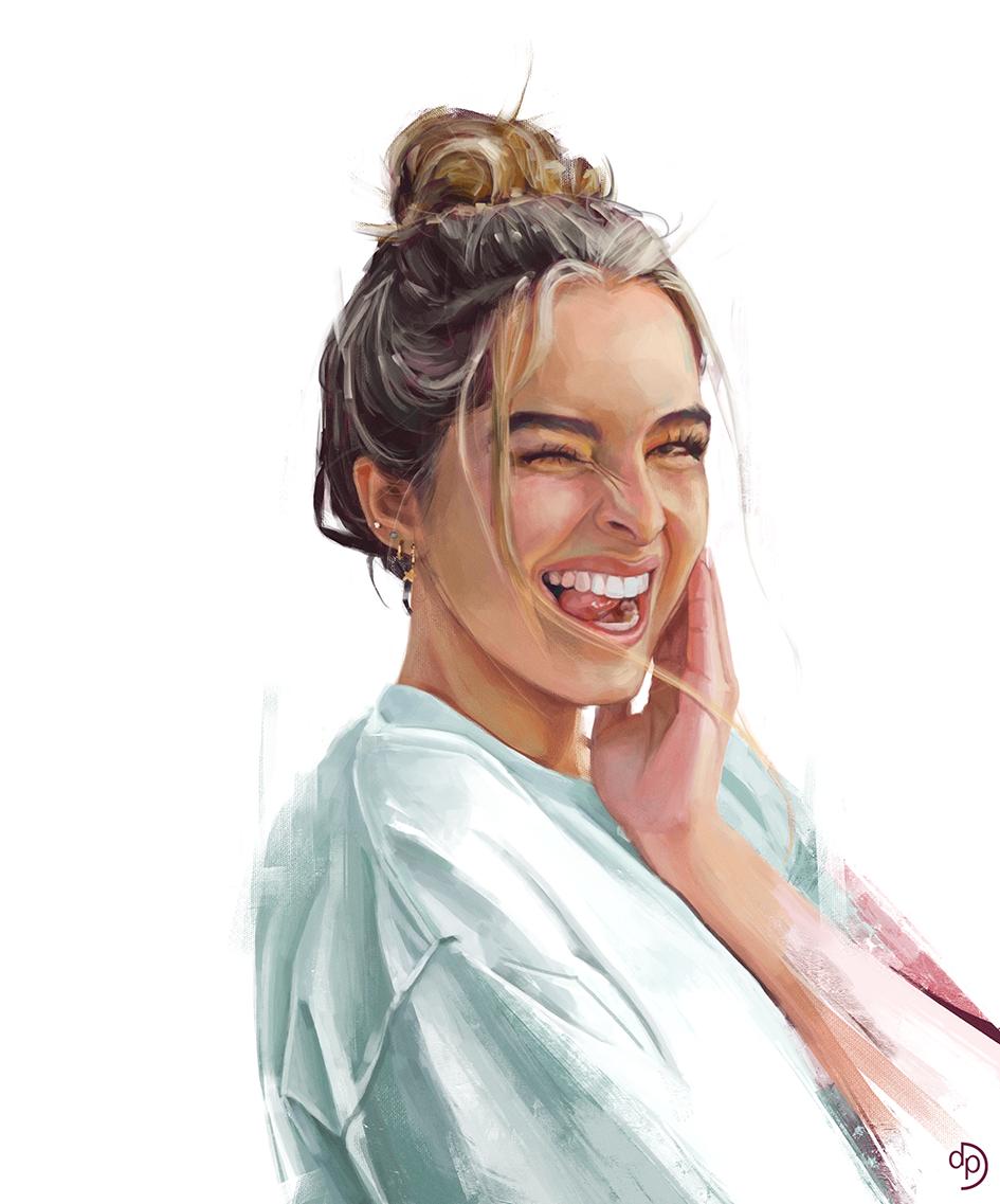 Addison Rae (study)
