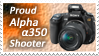 A350 User Stamp by powowcow