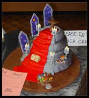 Cake by powowcow