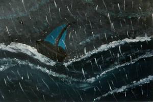 Sailing in the Eye