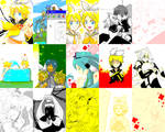 Tegaki Vocaloid Compilation 3