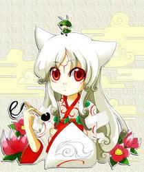 Amaterasu by ryo-hakkai