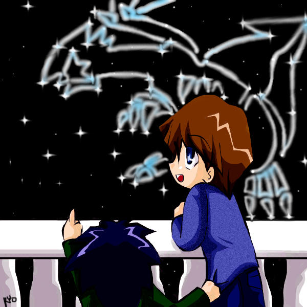 I gotta STOP watching Noah arc by ryo-hakkai