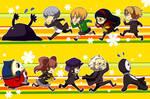 Persona 4 bookmarks