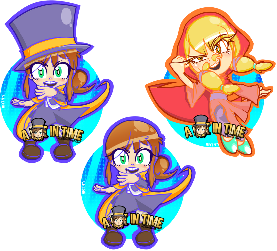 -A Hat In Time- by Level2Select