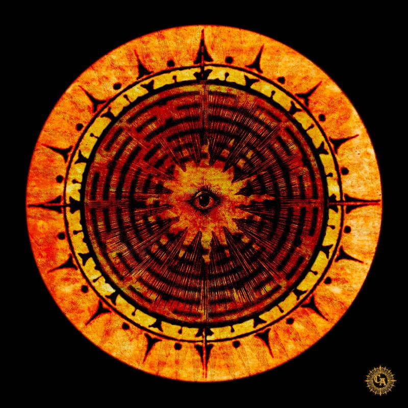All Seeing Eye By Circle-Art On DeviantArt