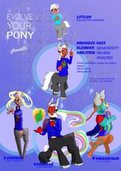 Evolve Your Pony: Nman625