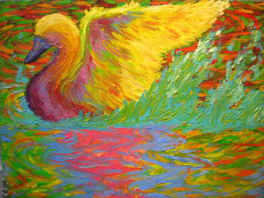 Oil Painting Techniques For Alemon