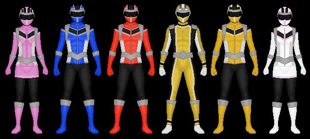 REQUEST: Power Rangers Neo Knights, Pt 1 by CaptainKessler