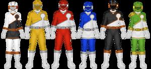 REQUEST: Koete Sentai Yuureiger
