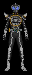 REQUEST: Kamen Rider OOO SorNiBi Combo by CaptainKessler