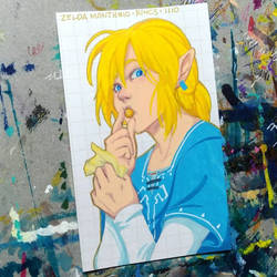 Zelda Month 10: Honey Candy by Rincs