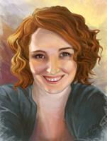 Self Portrait I.D. by Crydwyn