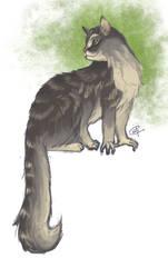 Nimitz the Treecat by Crydwyn