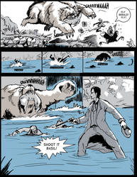 Mexican Samurai Chapter 1, Page 8