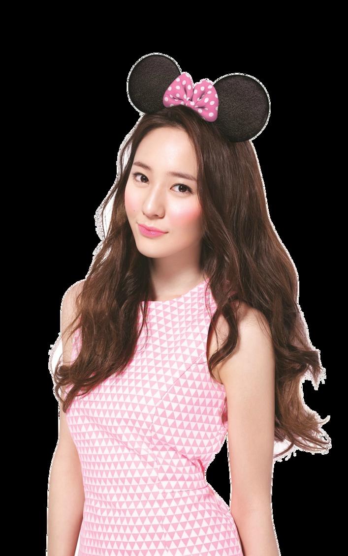 Krystal Jung Png by AdminYoonTaeEdits on DeviantArt