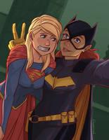 Super Selfie by gameshield