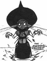 The Flatwoods Monster by Kainsword-Kaijin