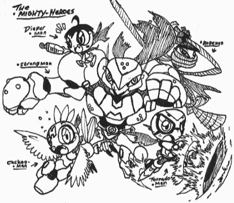 WoKS17 The Mighty-Heroes by Kainsword-Kaijin on DeviantArt
