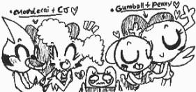 Cartoon-Network Boyfriends and Girlfriends by Kainsword-Kaijin