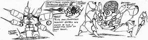 [Captain-Japan] Shadowkan monsters10