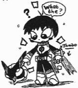 [Captain-Japan] Jamiko in Chibi-armor=^w^= by Kainsword-Kaijin
