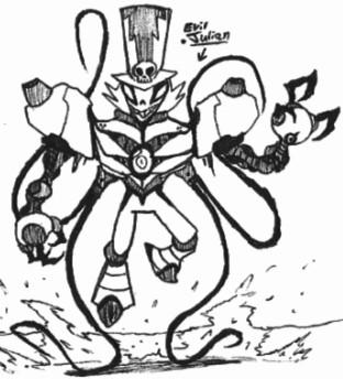 Evil Julian by Kainsword-Kaijin on DeviantArt