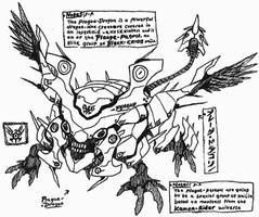 [Black-CRISIS] The Plague-Dragon by Kainsword-Kaijin