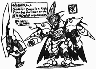 [SHADOW] General-Zogu by Kainsword-Kaijin