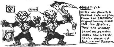 [SHADOW] Ghouls