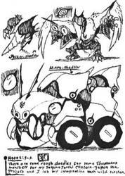 [Captain-Japan] Shadowkan Concept-Sketches27