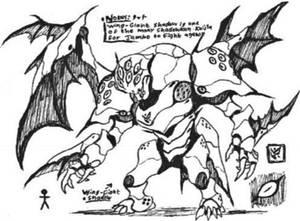 [Captain-Japan] Shadowkan Concept-Sketches31