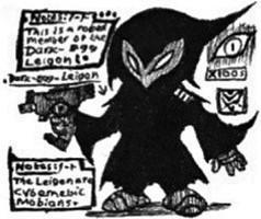 [Justice-Sentai] Dark-Egg Leigon