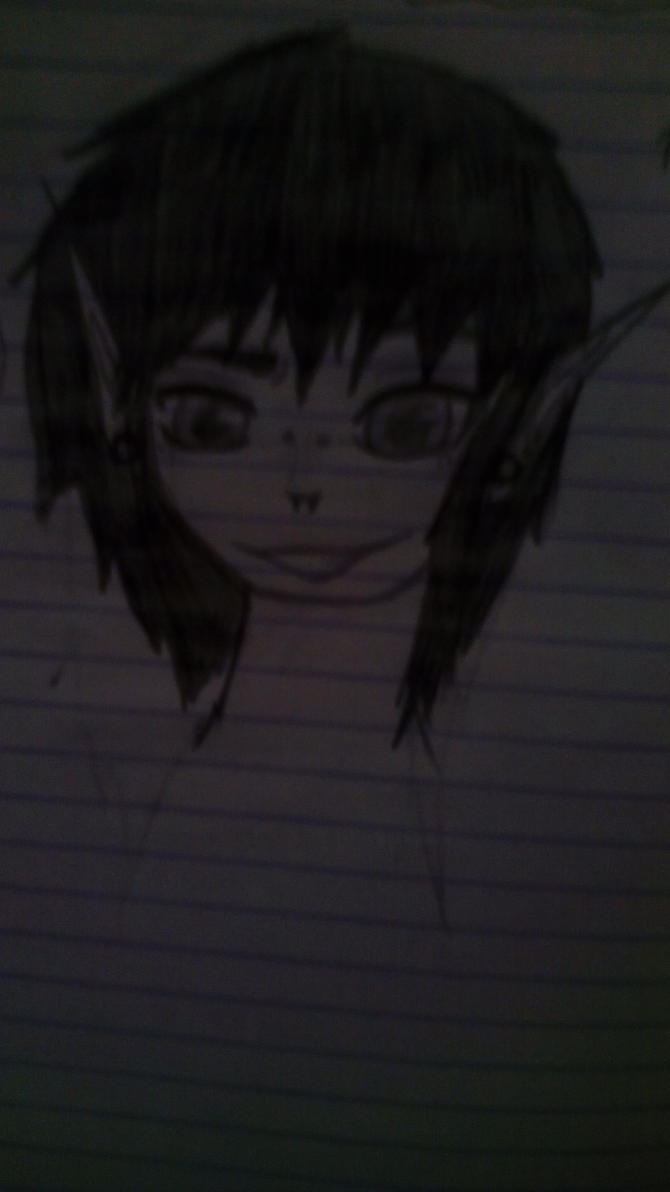 Elf Boy by DemonsQueen666
